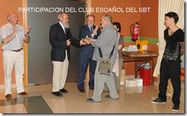 Participacion Club Español SBT