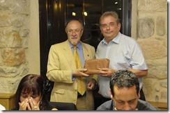 cena de honor Manuel Santamaria