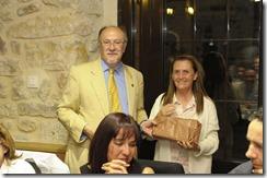 cena de honor Pilar Merino